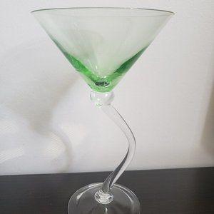 Martini Glass Crystal